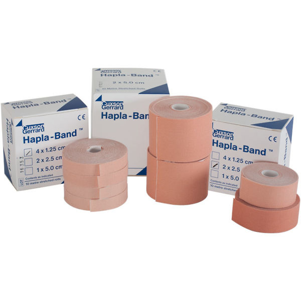 Hapla Band Boxes and Rolls